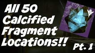 Download Destiny All 50 Calcified Fragment Locations!! Pt. 1 Video