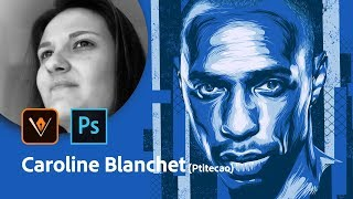 Download Masterclass avec Caroline Blanchet (PtiteCao) | Illustration sportive | Adobe France Video