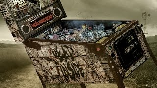 Download Unboxing the Walking Dead Limited Edition Pinball Machine Video