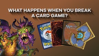 Download When Card Games Break Video