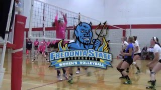 Download Fredonia Women's Volleyball Recruting Video Video