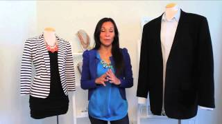 Download How to Tell the Difference Between Blazers for Girls & Men : Blazers & Fashion Video