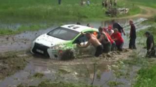 Download 67 Rajd Polski, OS Zalesie - woda Video