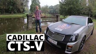 Download Cadillac CTS-V - amerykańskie M5 (niechciane w Europie) Video