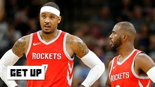 Download Chris Paul is hard to play with - Seth Greenberg | Get Up Video