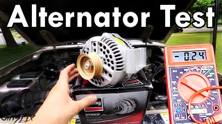 Download How to Test an Alternator Video