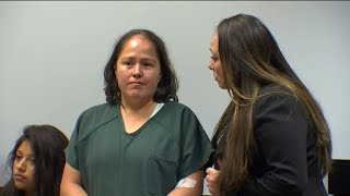 Download Mom accused of killing family shows bizarre behavior in court Video