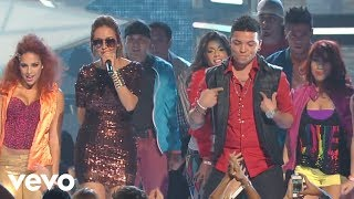 Download 3BallMTY - Besos Al Aire (Premios Juventud 2012) ft. América Sierra, Smoky Video
