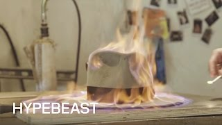 Download Nick Fouquet's Flame-Treated Hatmaking Masterclass Video