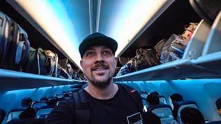 Download THE FANCIEST ECONOMY AIRPLANE SEAT! *Alaska Boeing Sky Interior* Video