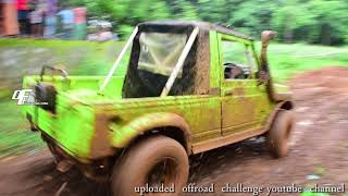 Download Charity offroad 4*4 muding jeep performing trichur Video