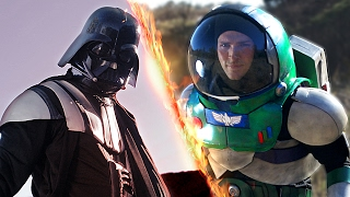 Download Darth Vader VS Buzz Lightyear Video