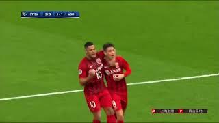 Download 2018 AFC CL Groups F Round 3 Shanghai SIPG vs Ulsan Hyundai FC Video