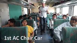 Download Train Travel in India - A Short Guide Video