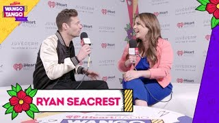 Download Ryan Seacrest joins Sisanie at Wango Tango Video