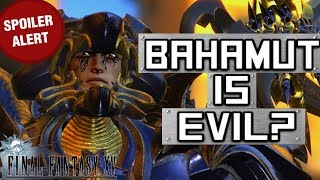 Download Bahamut is the VILLAIN of the story? - Final Fantasy XV Theory Video