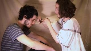 Download Couple Shaves Each Other's Heads Video