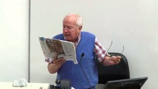 Download Public Lecture by Mr. Robert Fisk 2016-03-10 Video