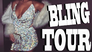 Download A VERY SPARKLY SHOPPING VLOG (Downtown LA Tour!!!) Video