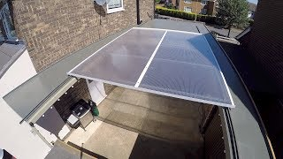 Download Motorised Retractable Roof Project (super villain style) Video