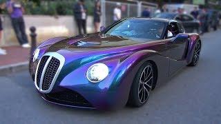 Download $1.4 Million Eadon Green Zeclat Coupe - Exhaust Sounds! Video