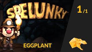 Download Solo Eggplant Run - Bananasaurus Rex [Spelunky] Video