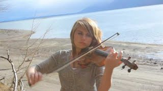 Download Promentory (Last of the Mohicans Theme) Violin Cover - Taylor Davis Video
