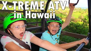 Download Don't Fall Out!! Wild ATV Ride at Kualoa Ranch Hawaii || Mommy Monday Video