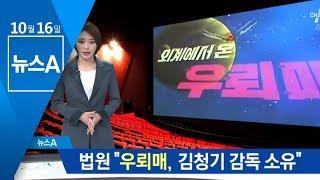 "Download '우뢰매' 저작권 분쟁…법원 ""김청기 감독 소유"" | 뉴스A Video"