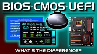 Download BIOS, CMOS, UEFI - What's the difference? Video