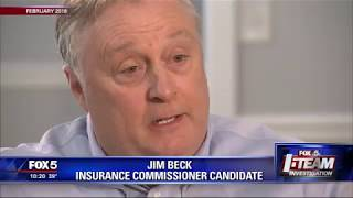 Download I-Team: Insurance Commissioner Candidate Resigns from Job Video