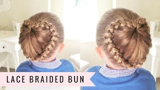 Download Lace Braided Bun by SweetHearts Hair Video