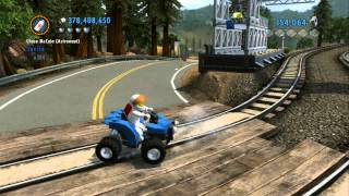 Download LEGO City Undercover 100% Guide - Fort Meadows (Overworld Area) - All Collectibles Video