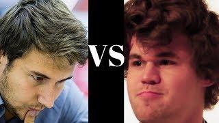 Download World Chess Championship 2016 - Game 9: Sergey Karjakin vs Magnus Carlsen Video
