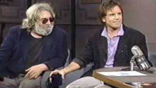 Download Garcia & Weir on Letterman 9-17-1987, New York, NY (LoloYodel) Video