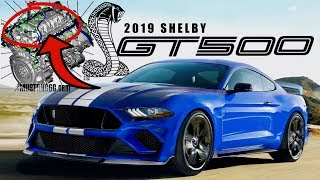 Download 2019 Shelby GT500: CONFIRMED BY FORD! (Leaked Data & Everything We Know) Video