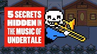 Download 5 Secrets Hidden In The Music Of Undertale Video