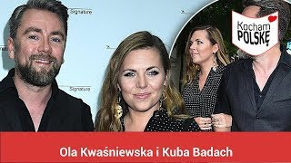 Download Show-biznes czekał na to od lat! Ola Kwaśniewska i Kuba Badach pierwszy raz razem na imprezie. Video