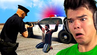 Download Playing GTA 5 As A POLICE OFFICER! Video