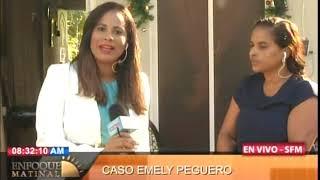 Download Entrevista a Adalgisa Polanco, madre de Emely Peguero Video