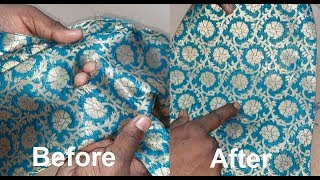 Download How to Repair Cut and Holes in Clothes Without Stitching Video