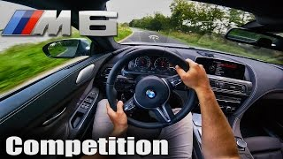 Download BMW M6 POV COMPETITION 600HP Test Drive SOUND & ACCELERATIONS Video