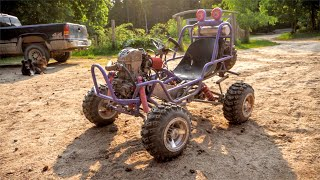 Download Barbie Jeep Gets Custom 4 Link Suspension + Shred Session! Video