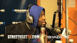 Download Wyclef Jean KILLS a 'FREESTYLE' at Shade45 with DJKaySlay Video