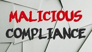 Download r/MaliciousCompliance | fresh Video