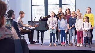 """Download Musical """"Evita"""": Kinder-Casting in der Staatsoper Hannover Video"""