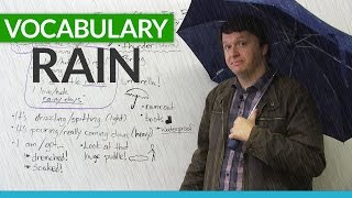 Download English Vocabulary: Talking about RAIN Video