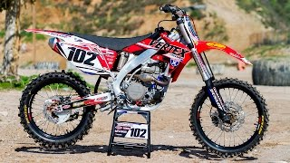 Download Racer X Films: 2008 CRF450 Project Video