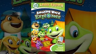 Download LeapFrog Letter Factory Adventures: Amazing Word Explorers Video