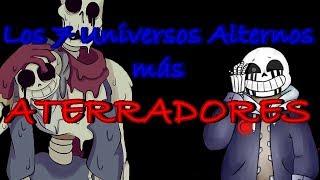 Download TOP 7: Universos Alternos más Aterradores de Undertale - ShawnTops Video